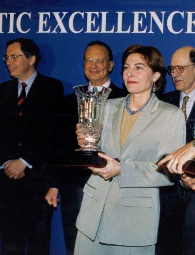 Citi Journalistic Award 2000