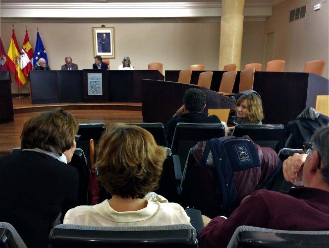 Público asistente (Segovia)