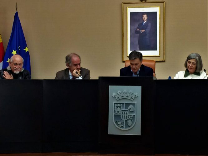 Presentación en Segovia