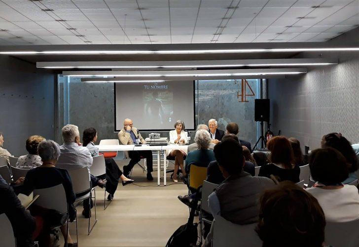 Presentación en la Casa del Lector, Madrid